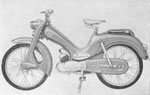 Moped DKW Hummel